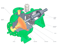 NCL Medium Duty Centrifugal Pumps - 4