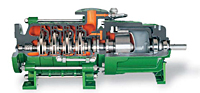 HZMR Multistage Centrifugal Pumps - 2